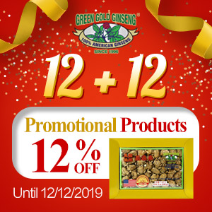 12% Off100% Authentic American Wisconsin Ginseng Fall Sale
