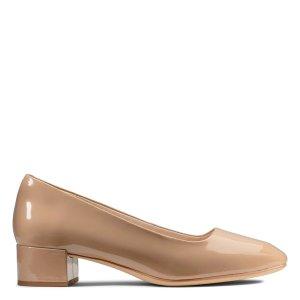 ClarksOrabella Alice 粗跟单鞋