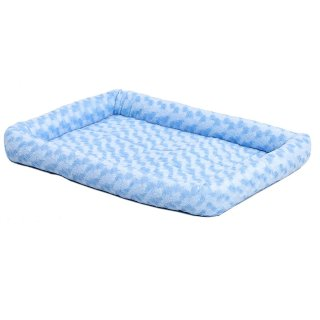 $5.19MidWest Deluxe Bolster Pet Bed for Dogs & Cats