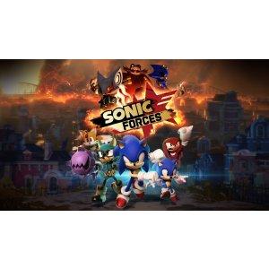 Sega索尼克 力量 Switch 数字版