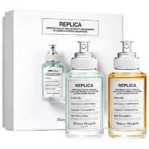 Maison MargielaBubble Bath & By the Fireplace Fragrance 香水2件套
