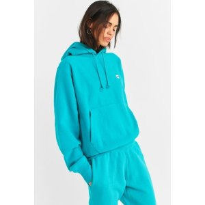 9122a637bc03 Champion   UO Reverse Weave Hoodie Sweatshirt On Sale Up to 30 % Off ...
