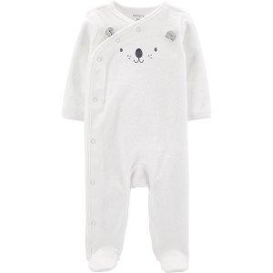 Carter's婴儿考拉连体衣