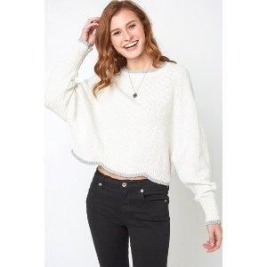 Neely针织衫