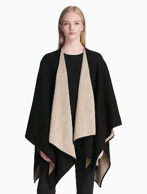 Calvin Klein 羊毛披肩