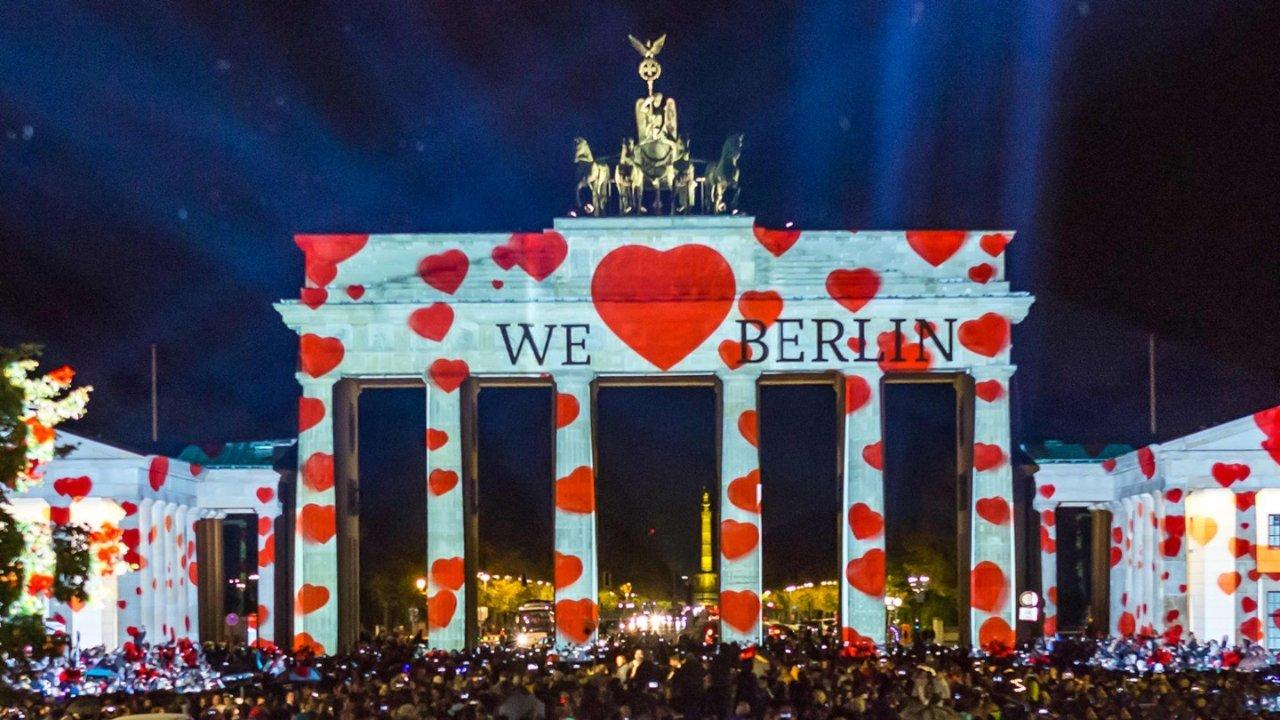 视觉盛宴:德国最美灯光节!柏林,卡鲁,奥格斯堡,魏玛,纽伦堡