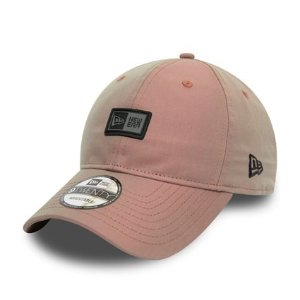 New Era烟粉色棒球帽