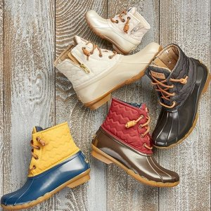 $59.99Cyber Monday Boots Sale @Sperry