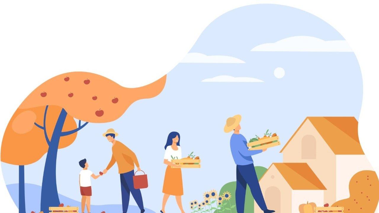 晒晒圈每日热点 | 美国各地摘果子合集!鲜甜大草莓,有机蓝莓,水当当的樱桃和苹果…2021最佳户外活动推荐