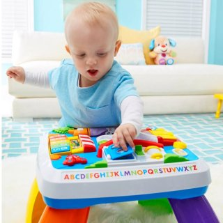 $18.79Fisher-Price Laugh & Learn Around the Town Learning Table