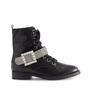 Schutz方扣短靴
