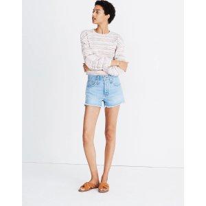 Madewell短裤