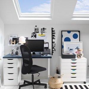 现价$99 (原价$120)IKEA 5层白色抽屉柜热卖