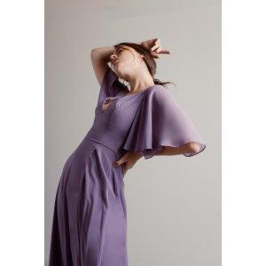 Come Closer To Me Slit Maxi Dress