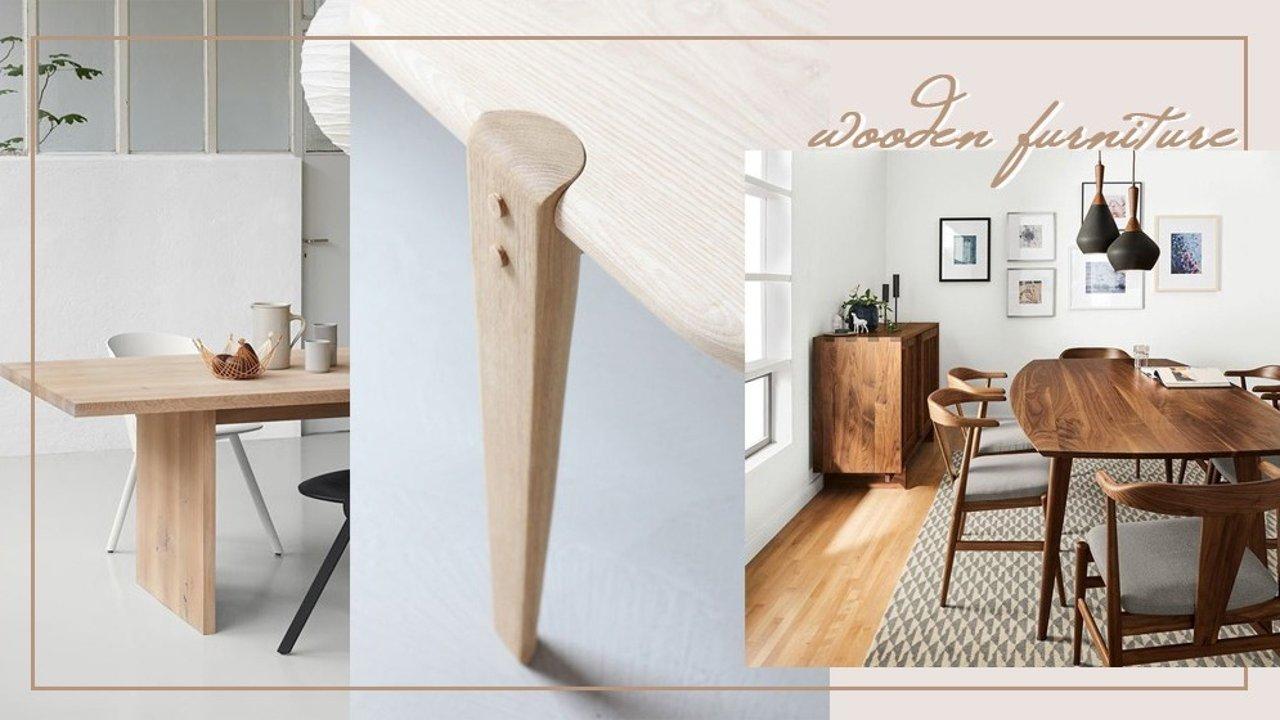 实木家具选购指南   10种常见实木木材特点、风格、价格解析