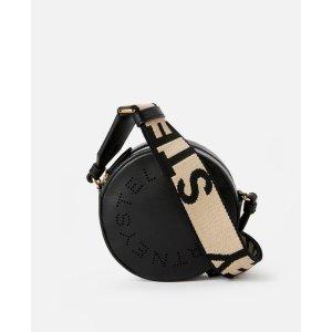 Stella McCartneyWomen's Black Stella Logo Mini Bag | Stella McCartney Men