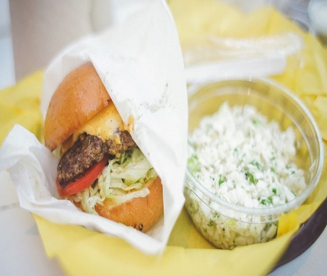 Off Site Kitchen Dallas Tx: 小吃快餐, 美餐