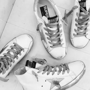 Up to 60% Off Golden Goose Shoes @ SSENSE