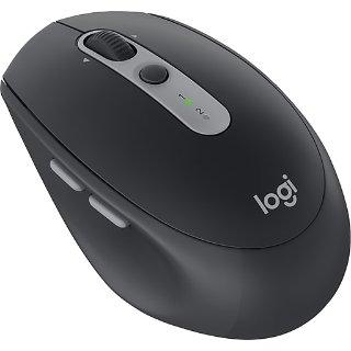 $27.99(原价$39.99)Logitech M590 无线静音鼠标 支持Logitech Flow