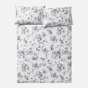 Hoppetta champignon花卉床品套装
