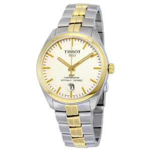 Extra $30 OffTISSOT PR100 Chronometer Two-tone Men's Watch