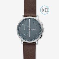 Skagen 褐色表带手表