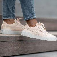 Puma Cali Emboss 女款运动鞋