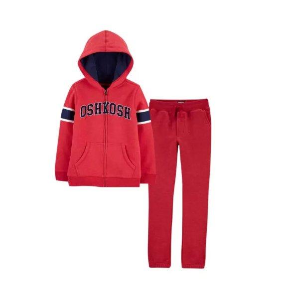男童、大童卫衣+卫裤套装