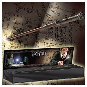 哈利波特魔杖 带发光