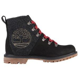 $65 (原价$130)Timberland 刺绣徒步靴