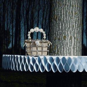 无门槛6折Intermix 精选美包闪促 收Yuzefi云朵包、Rosantica珍珠美包
