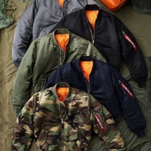 Up to 70% OffAlpha Industries End of Season Sale