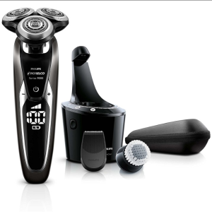 $169.95Philips Norelco Electric Shaver 9700 with Cleansing Brush