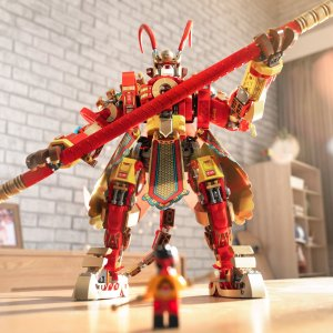 6折起LEGO乐高 悟空小侠系列 封面同款史低$159