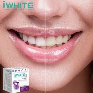 6.7折 打造亮白微笑IWHITE 比利时专业美白牙膏热卖