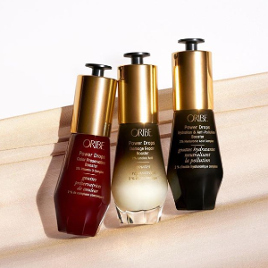 送黄金洗护4件套 + 自选豪华小样Oribe 精选头发护理产品热卖 颜值超高
