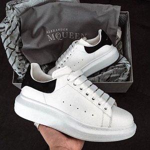 无门槛8.5折 €382收新款气垫小白鞋Alexander Mcqueen 新年折扣热卖 经典款新款小白鞋都参加