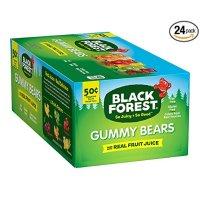 Black Forest 小熊软糖 6磅 1.5oz 24包