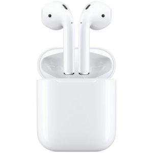 Apple官网£159,变相8.6折AirPods 配充电盒(2代)