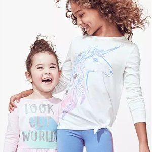 Buy 2 or More for $4 EachCarter's Kids T-shirts Doorbusters