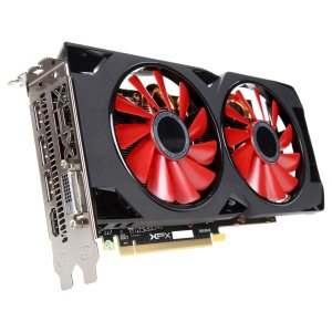 $118.70 预售史低价:XFX Radeon RX 570 8GB RS XXX Edition 显卡