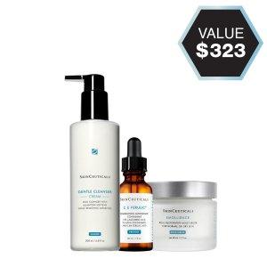 SkinCeuticals干皮护肤3件套