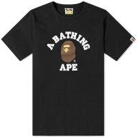 A Bathing Ape 猿人短袖