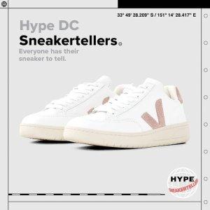 低至4折HYPE 精选潮牌运动鞋闪促 李现同款veja$79起