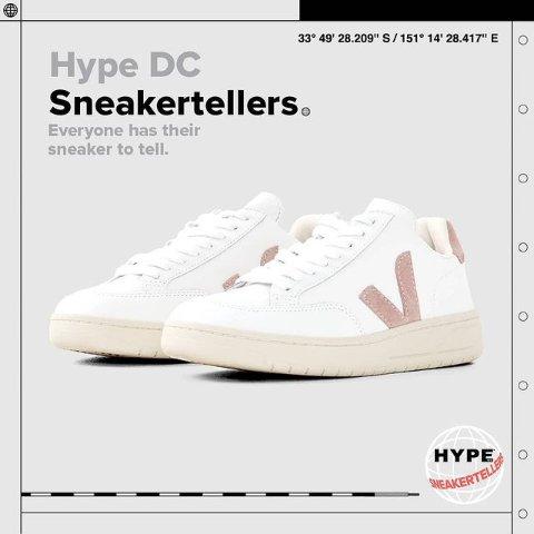 低至4折+额外8折HYPE 精选潮牌运动鞋闪促 李现同款veja$79起