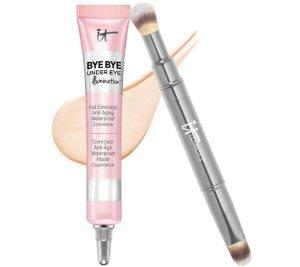 IT Cosmetics Bye Bye Under Eye Illumination with Brush - Page 1 — QVC.com
