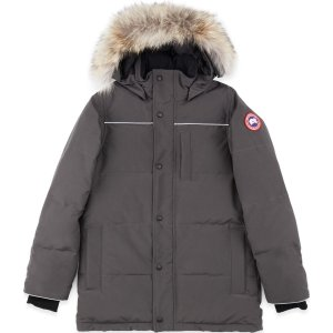 Canada Goose- Youth Eakin Parka - Graphite