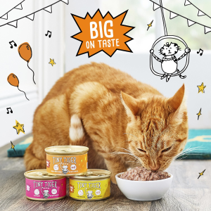 Buy 1 Get 1 FreeTiny Tiger Cat Food on Sale