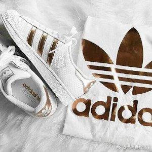 低至5折 + 额外7折Adidas官网新年大促:明星同款上衣、人气跑鞋都参加