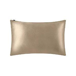 40cm×80cm 金色真丝枕套